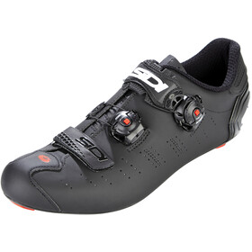 Sidi Ergo 5 Carbon Shoes Herre matt black